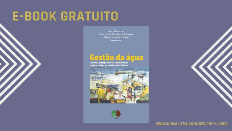 Editora do Núcleo de Meio Ambiente disponibiliza e-book gratuitamente